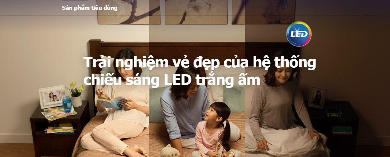 Đèn Downlight LED lắp gắn nổi ốp trần Philips DN027C LED15 D175 18W