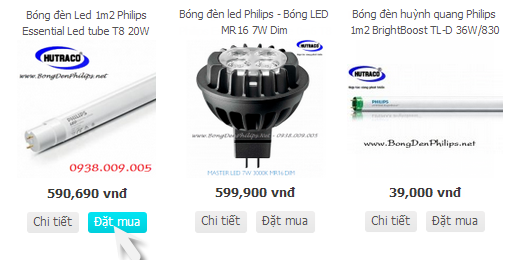 Hướng dẫn đặt mua hàng online