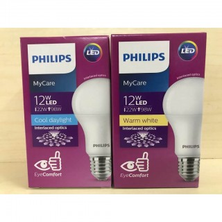 Bóng đèn Led búp Philips Led Bulb My Care 12W E27 3000K 230V 1CT/12 APR