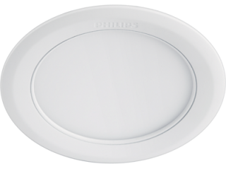 Bộ đèn downlight LED 59523 MARCASITE 150 14W 65K WH recessed
