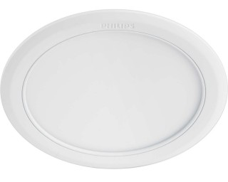 Bộ đèn downlight LED 59524 MARCASITE 175 18W 65K WH recessed