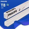 Bộ máng đèn LED T8 Philips 1m2 BN016C LED16/CW L1200 GM 16W