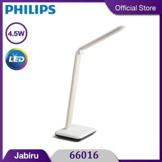 Đèn bàn Led Philips 66016 Jabiru table lamp LED white 1x4.5W