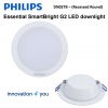 Đèn Downlight âm trần Led Philips DN027B 23W Led20 D200 6500K