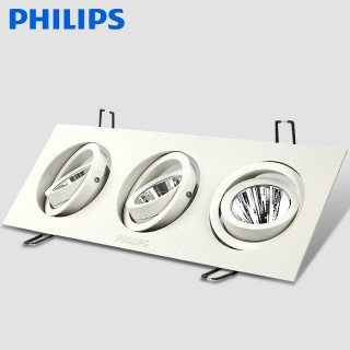 Đèn Downlight âm trần Led Philips GD022B 3x6W