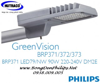 Đèn đường Led Philips - GreenVision Xceed BRP371 LED79/NW 90W 220-240V DM2E